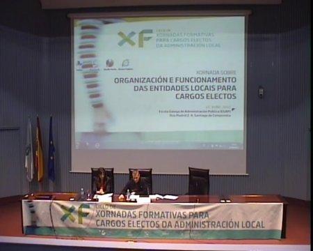Organización municipal: órganos de goberno unipersonais e colexiados. Réxime competencial.